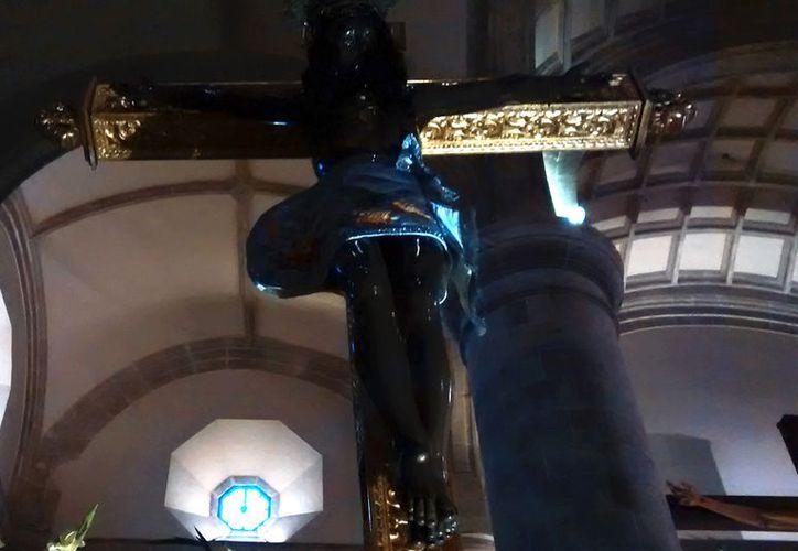 """Cristo, """"Hijo amado"""" y """"Siervo fiel"""", es la verdadera presencia de Dios y nuestro encuentro de salvación, dice la homilía de este II Domingo de Cuaresma 2017. (Eduardo Vargas/SIPSE)"""