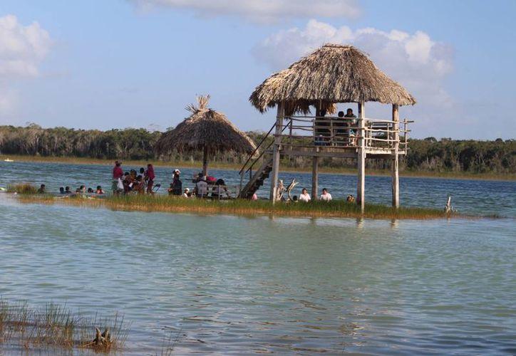 La zona maya pedirá a las autoridades locales mayor promoción turística. (Benjamín Pat/SIPSE)