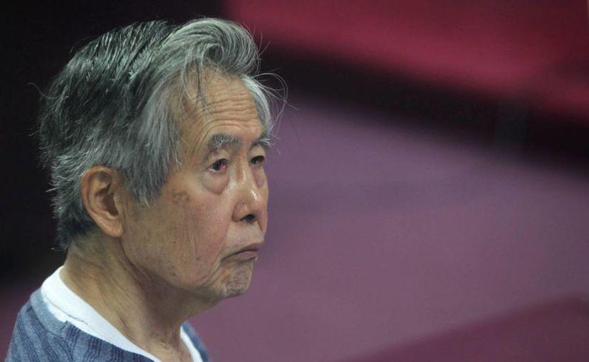 """Fujimori  se encuentra actualmente en un estado de """"rebeldía total"""". (Archivo/EFE)"""