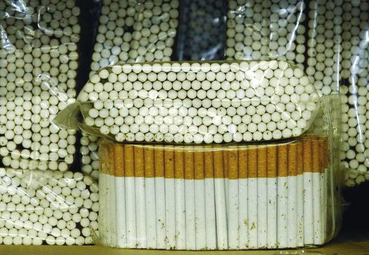 Los cigarros ilegales provienen principalmente de Asia. (winnipegsu.com)