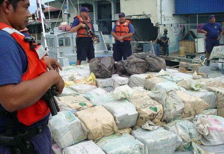En los últimos tres años los decomisos de cocaína acumulan 29.7 toneladas. (EFE)