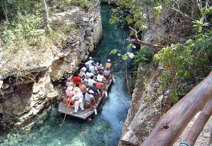 La comunidad gay tendrá acceso a parques acuáticos durante el tour. (Tomás Álvarez/SIPSE)