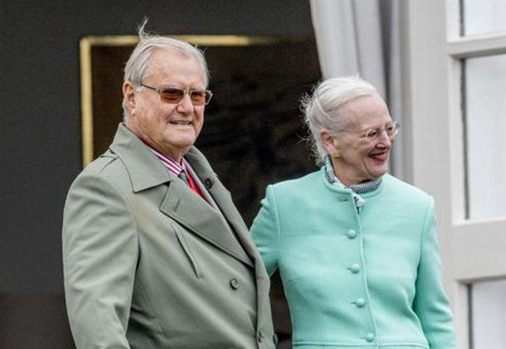 El príncipe Enrique tenía 83 años, y se le había diagnosticado un tumor benigno hace dos semanas. (Foto: La Nación)