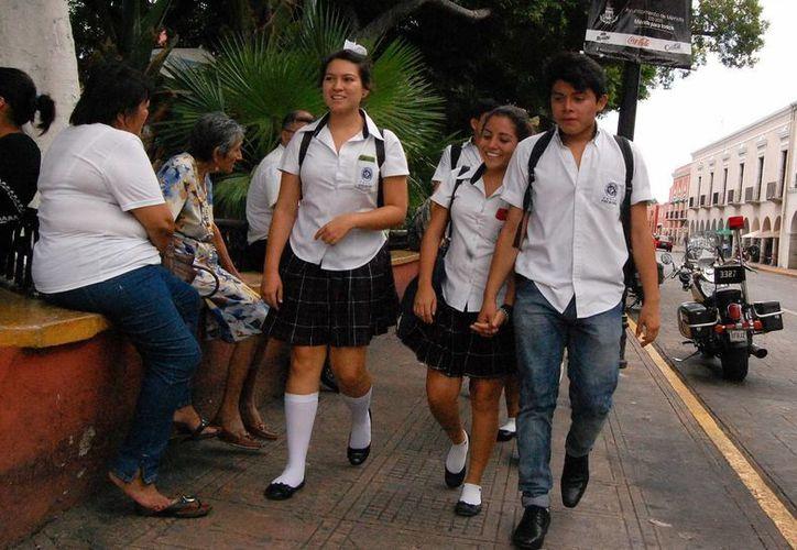 Algunos colegios de educación superior ya comenzaron sus clases. (Milenio Novedades)