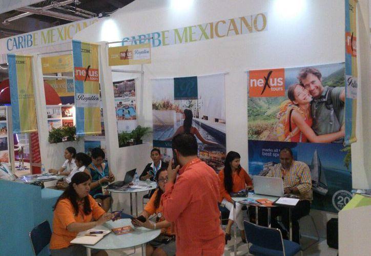 Durante el Tianguis Turístico Acapulco 2015 se concretaron 22 citas sobre promoción turística. (Archivo/SIPSE)