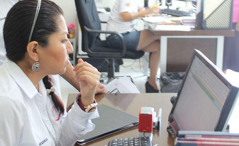 La autoridad municipal dijo que se encuentran preparados para solventar los gastos de fin de año. (Javier Ortiz/SIPSE)