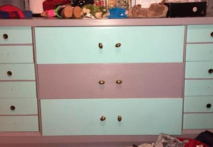 Dicen que es azul y plateada, blanca y rosa pero, ¿de qué color es? (Foto: Contexto/Internet).