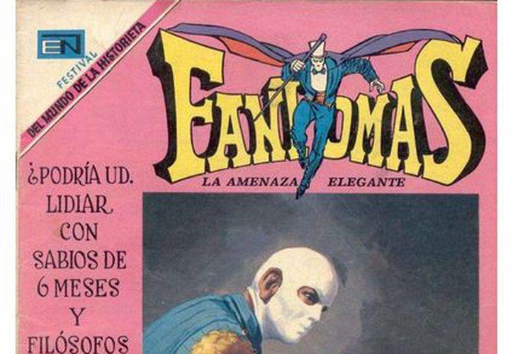 Fantomas desapareció hace más de 20 años. (excelsior.com.mx)