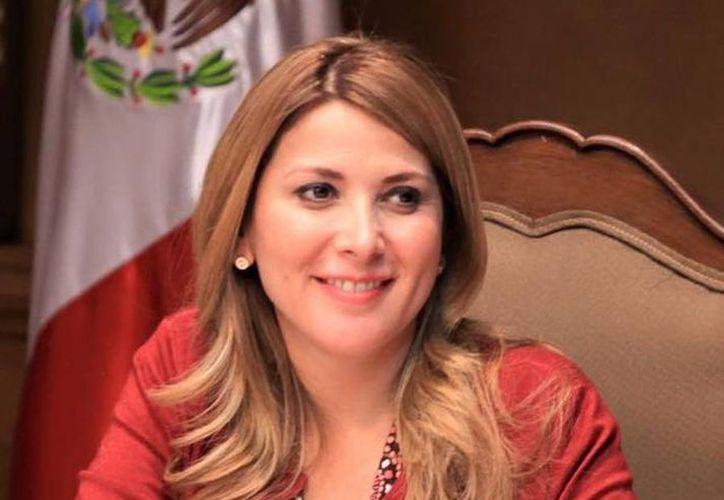 El proceso contra Margarita Arellanes Cervantes, ex alcaldesa de Monterrey, iniciará una vez que se reúnan las pruebas suficientes y se acredite el hecho delictivo. (facebook.com/Margarita.ArellanesC)