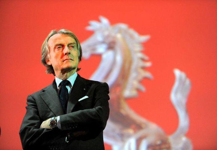 En marzo pasado, Montezemolo aseguró que estaría tres años más con el 'Cavallino Rampante' (Foto: Agencias)