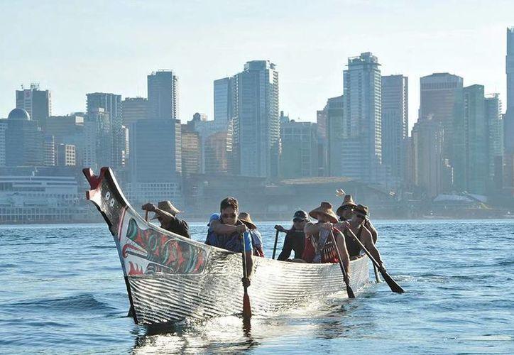 El evento Global Canoe se ha realizado en dos ocasiones anteriores, la primera en diciembre de 2015 en el Río Sena, en París, Francia.