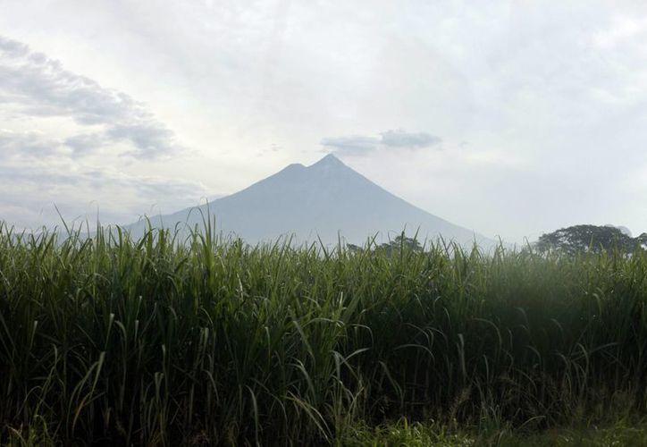 La última erupción del volcán guatemalteco obligó a la evacuación de 10 mil personas. (EFE)