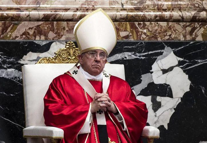 Se desconoce si el Papa Francisco visitará otras ciudades norteamericanas y México cuando llegue al continente en septiembre de 2015. (EFE/Archivo)