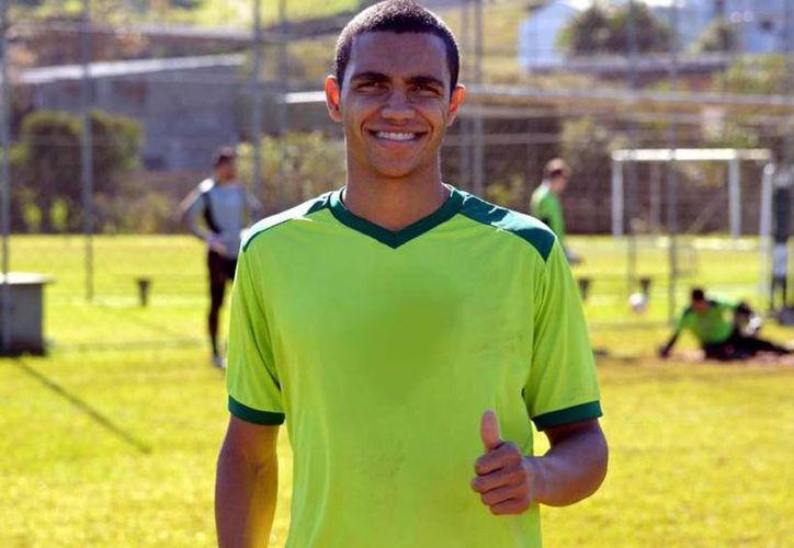 Thiaguinho se enteró de la noticia antes de partir a Medellín, en donde jugaría la final de Ida de la Copa Sudamericana, ante Atlético Nacional. (Foto tomada de Mediotiempo.com)