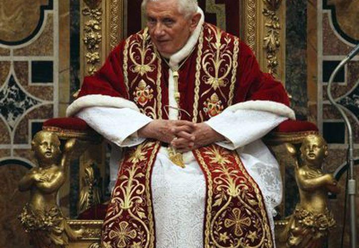 El Mensaje de Benedicto XVI comienza evocando unas palabras del Beato Juan Pablo II. (Agencias)