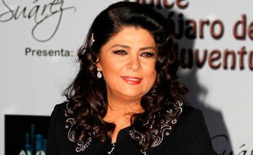 Victoria Ruffo es considerada la reina de las telenovelas. (Contexto/Internet).