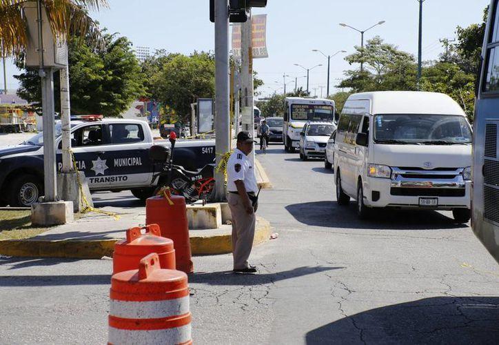 Implementan vigilancia en varios puntos de la ciudad. (Jesús Tijerina/SIPSE)