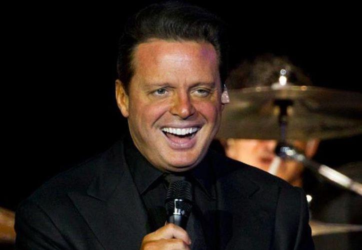 """En reconocimiento al cantante, la presidencia municipal de Las Vegas nombró el 13 de septiembre como el """"Día de Luis Miguel"""". (Archivo/Agencias)"""