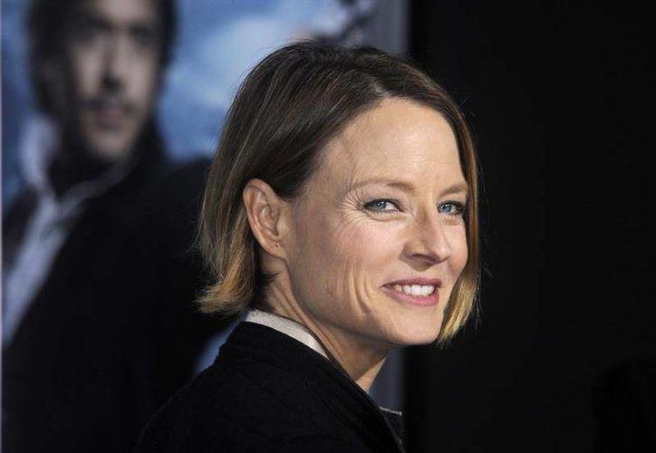 Foster está a punto de estrenar su cuarta película como directora, 'Money Monster'. (EFE)