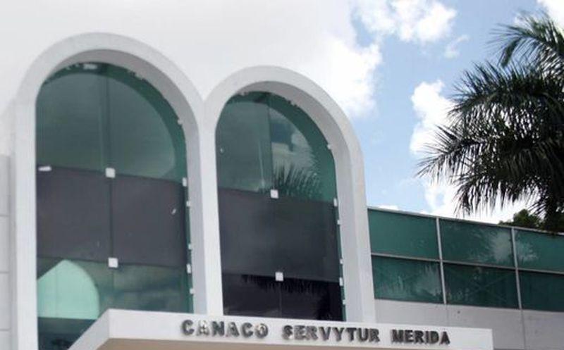 Módulo Del Sat En Las Instalaciones De La Canaco De Mérida