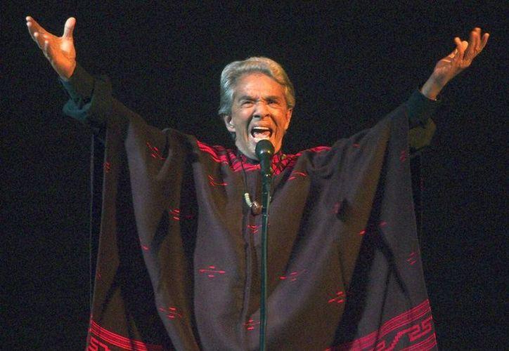 Chavela imprimía pasión por la vida, por su música, por su gente y por México. (facebook.com/chavelavargasofficial)
