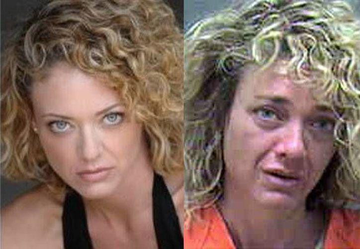 La calidad de vida de Lisa Robin Kelly se fue deteriorando por su adicción a las drogas. (entertainment.msn.co.nz)