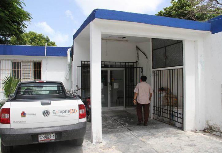 El presupuesto destinado a la Cofepris será utilizado para trabajar diferentes proyectos. (Tomás Álvarez/SIPSE)