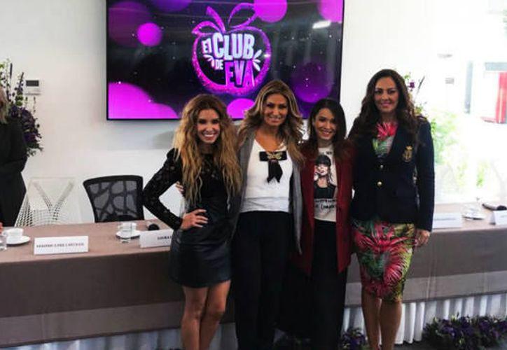 Desde hace un par de meses la productora Magda Rodríguez la buscó para que formara parte de la emisión. (Foto: Radio Fórmula)