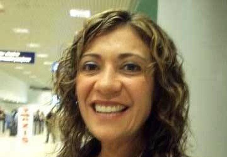 Abril Graniel Ortega, quien es prima de la exgobernadora, Ivonne Ortega Pacheco, se ha ganado la enemistad de agremiados. (Milenio Novedades)