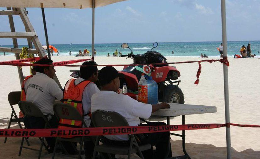El área operativa seguirá operando de manera habitual para atender contingencias y accidentes y eventos programados. (Adrián Barreto/SIPSE)