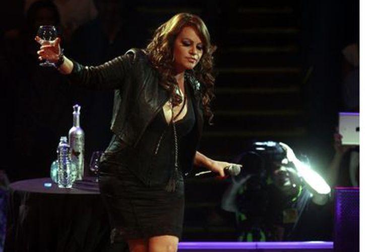 Jenni Rivera murió el domingo tras un exitoso concierto en la Arena Monterrey. (Agencia Reforma)
