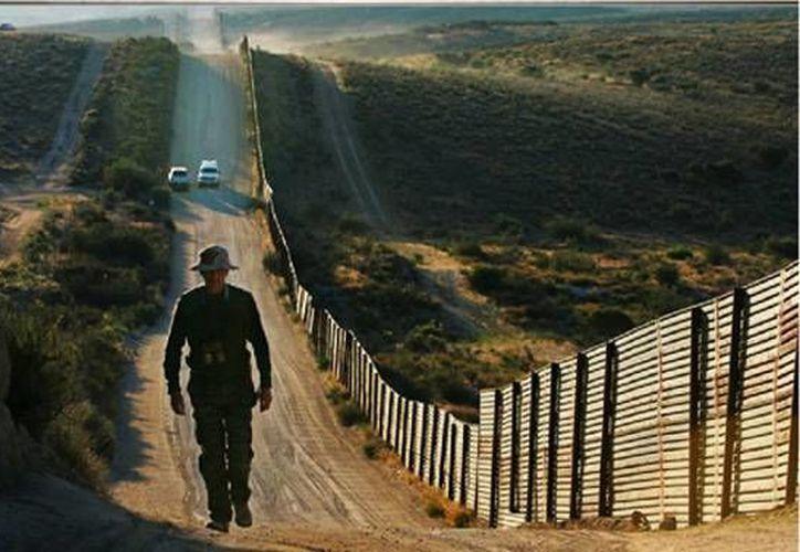 Existe preocupación de que individuos de ISIL o de otros Estados terroristas pudieran intentar ingresar de manera ilegal a Estados Unidos. (Archivo/AP)