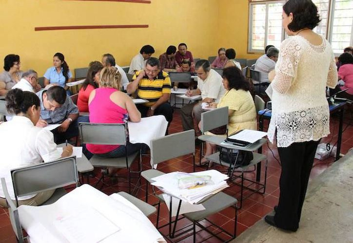 Los profesores exigen que el examen no sea obligatorio. (Imagen estrictamente ilustrativa/SIPSE)