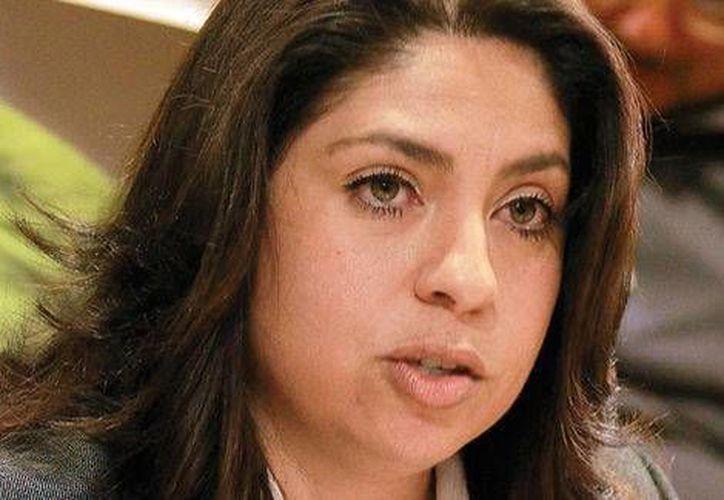 Elisa Ayón: no voy a permitir ninguna irregularidad ni conmigo ni con ningún ciudadano de este municipio tapatío. (Milenio)