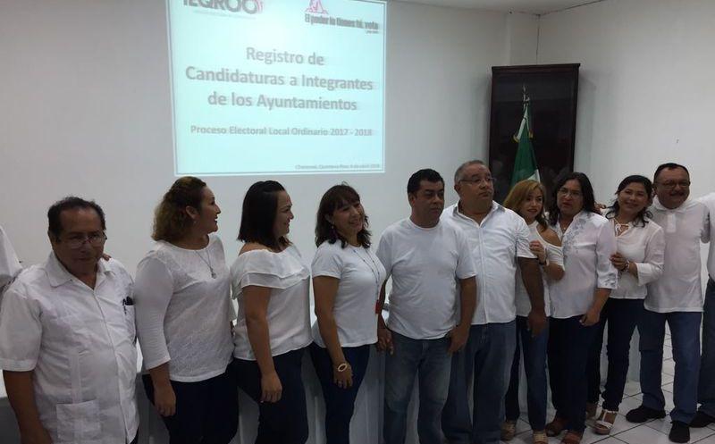 Busca ser presidente municipal de Othón P. Blanco vía independiente. (Joel Zamora/SIPSE)