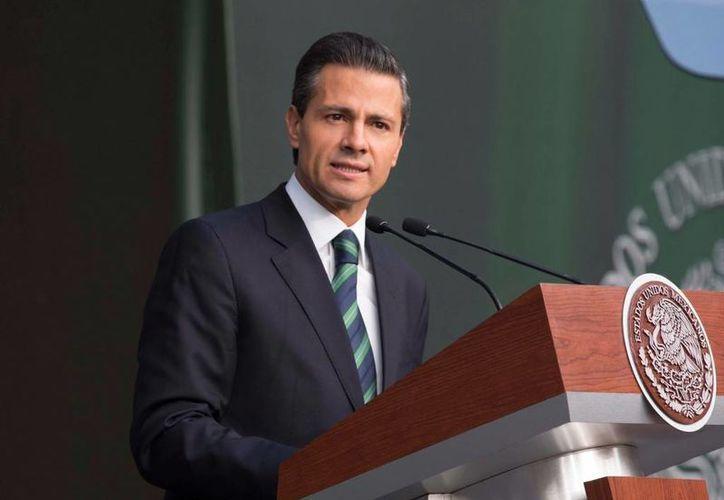 Enrique Peña Nieto, promulgó este miércoles la Ley para la Protección de Niñas, Niños y Adolescentes. (Imagen de contexto tomada de presidencia.gob.mx)