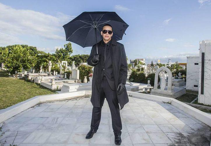 El video de Daddy Yanki fue grabado en diversos sectores de San Juan y el cementerio Puerto Rico Memorial de Carolina. (EFE)