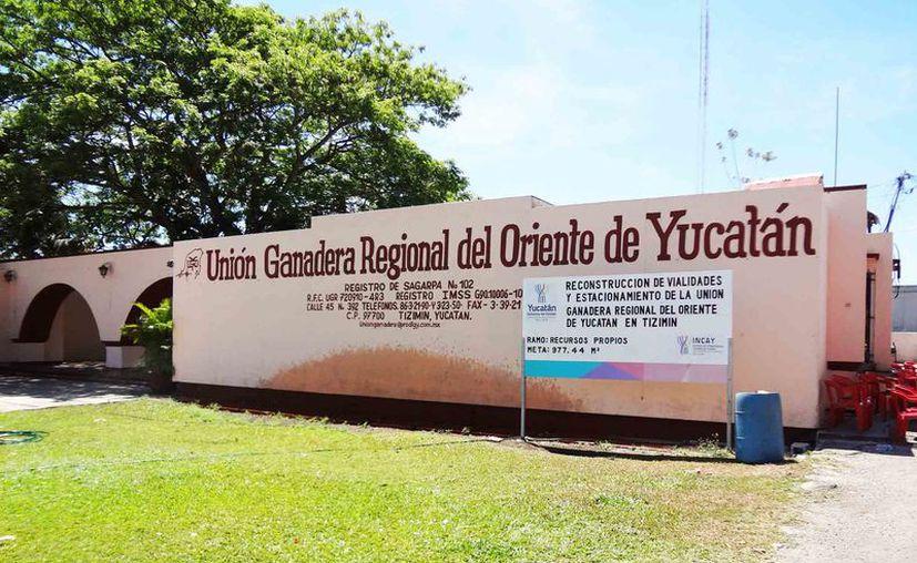 El ex dirigente de la Ugroy es acusado de fraude. (Novedades Yucatán)