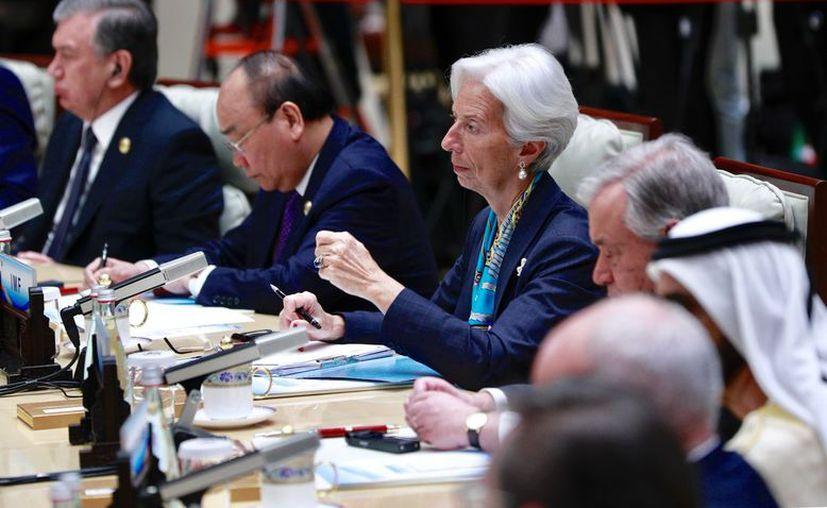El ministro francés de Finanzas también exhortó a Estados Unidos y China a evitar una escalada en las tensiones comerciales. (Foto: Twitter/@Lagarde)