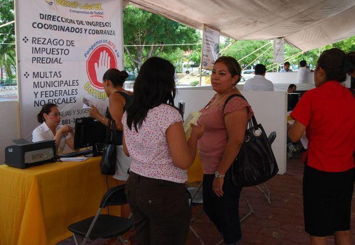 Los estudios de Papanicolau siguen vigentes en el Instituto Municipal de la Mujer para quienes deseen realizárselo y los resultados son completamente confidenciales. (Tomás Álvarez/SIPSE)