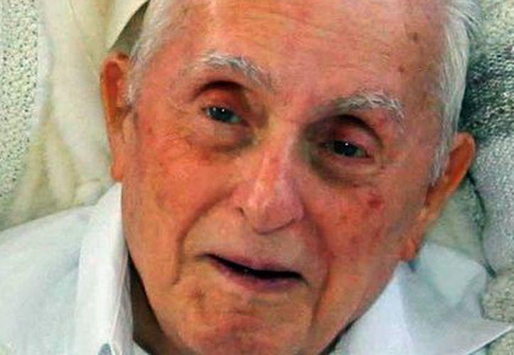 El padre José Ramón Basteris fue un sacerdote sencillo y alegre, dotado de una exquisita solicitud pastoral por los enfermos. (Milenio Novedades)
