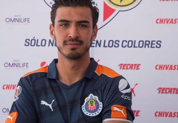 Oswaldo Alanís dijo que no le tiene rencor a Chivas. (Contexto/Internet)