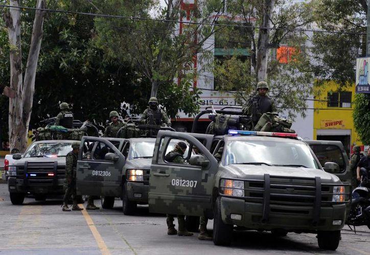 En Michoacán se hacen cosas 'que redundarán en mejoras', asegura Gobernación. (Archivo/Notimex)
