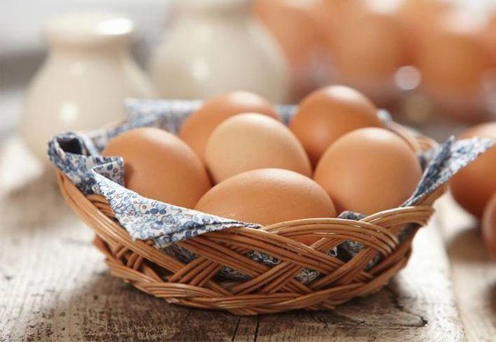 Los huevos tienen una parte que indica qué tan frescos son. (Recetin.com)