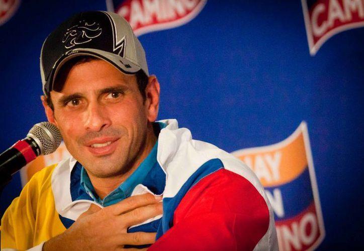 Peña Nieto no recibirá a Capriles durante su visita a México. (Agencias)