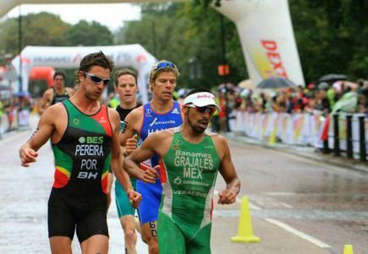 Más de 100 deportistas mexicanos participarán en el Campeonato Mundial de la Unión Internacional de Triatlón, en Australia. (El Financiero)