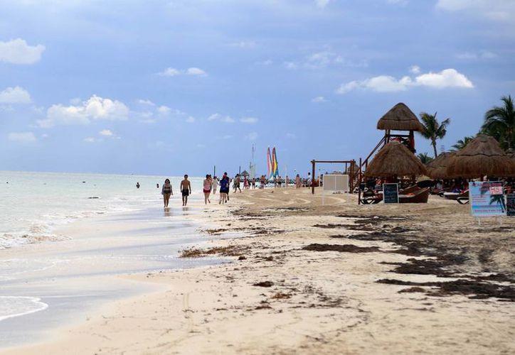Un hotel de la cadena Am Resorts será inaugurado ese mes en Puerto Morelos.  (Luis Soto/SIPSE)