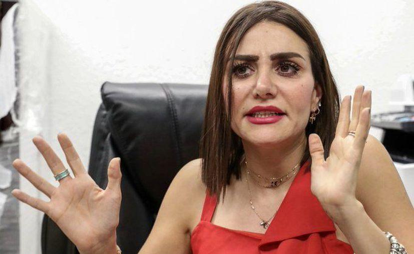 """La diputada federal del Partido Encuentro Social (PES) Nayeli Salvatori, anunció que presentará una iniciativa para modificar el Código Penal Federal y castigar a los usuarios de las redes sociales que modifiquen fotografías, videos o audios originales, reforma que ha sido bautizada como la """"Ley Antimemes"""". (Foto: Twitter)."""