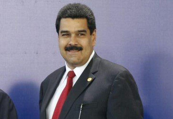 Maduro es el colaborador más cercano del polémico presidente de Venezuela. (Agencias)