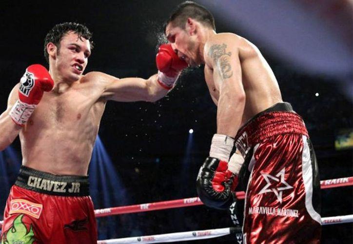 El próximo 10 de diciembre, en la Arena Monterrey, Julio César Chávez Jr volverá a pelear de manera profesional tras varios meses de inactividad. (Notimex)